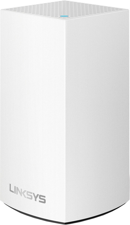 Linksys Velop Whole Home Intelligent Mesh WiFi System, Dual-Band, 1ks
