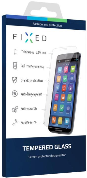 FIXED ochranné tvrzené sklo pro Vodafone Smart Turbo 7, 0.33 mm