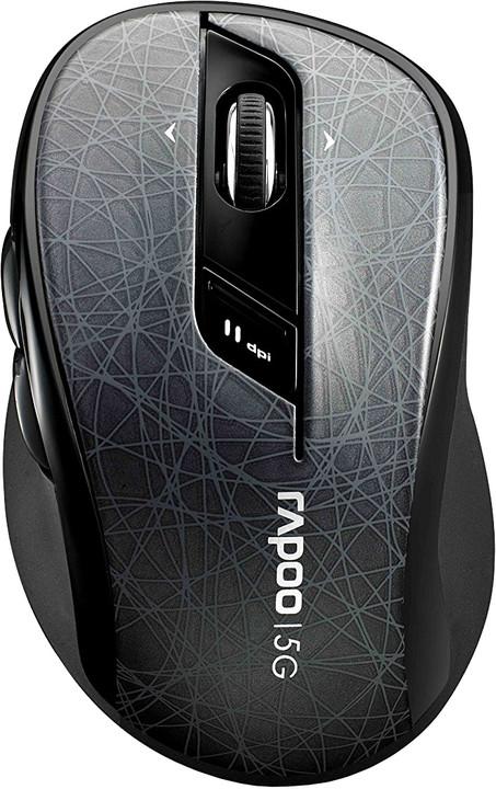 Rapoo 7100p, šedá