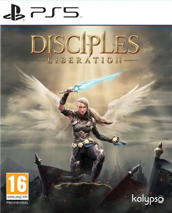 Disciples: Liberation - Deluxe Edition (PS5)