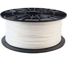 Filament PM tisková struna (filament), PLA, 1,75mm, 1kg, bílá - F175PLA_WH