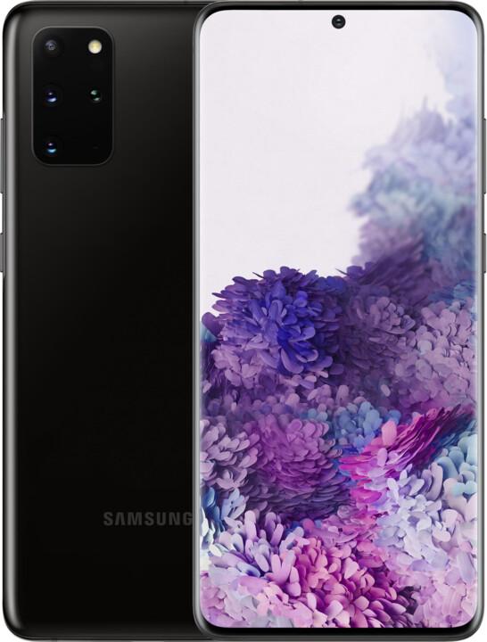 Samsung Galaxy S20+, 8GB/128GB, Black
