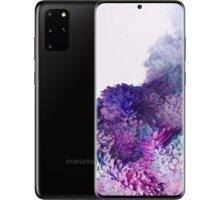 Samsung Galaxy S20+, 8GB/128GB, Black - SM-G985FZKDEEE + Antivir Bitdefender Mobile Security for Android 2020, 1 zařízení, 12 měsíců v hodnotě 299 Kč
