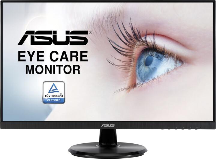 """ASUS VA24DQ - LED monitor 23,8"""""""