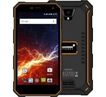 myPhone HAMMER ENERGY LTE, 2GB/16GB, Black/Orange