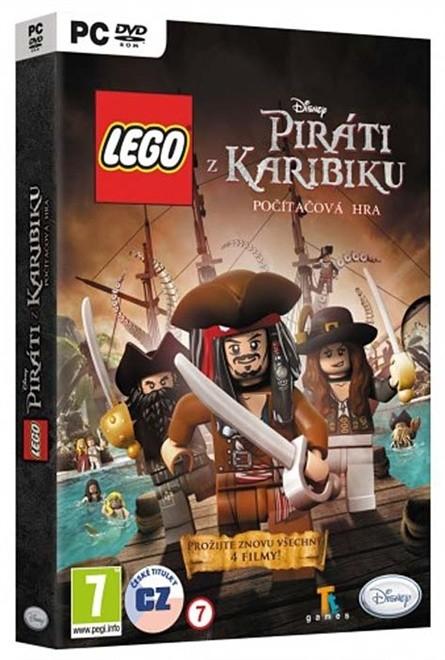 LEGO: Piráti z Karibiku