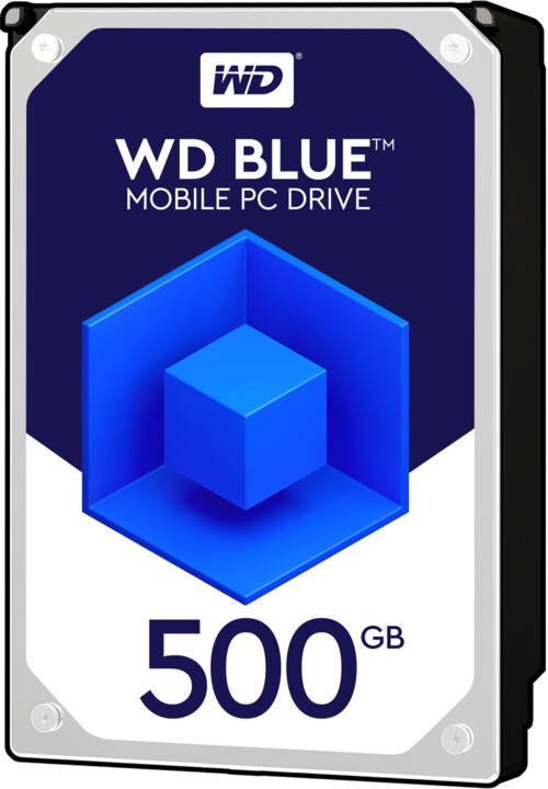 "WD Blue (AZRZ), 3,5"" - 500GB"