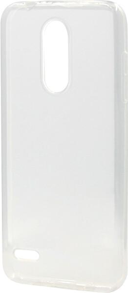 EPICO Pružný plastový kryt pro LG K9 RONNY GLOSS, transparentní