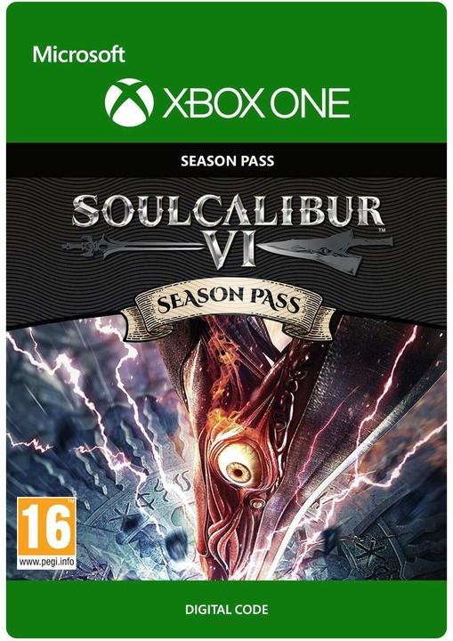 Soul Calibur VI: Season Pass (Xbox ONE) - elektronicky