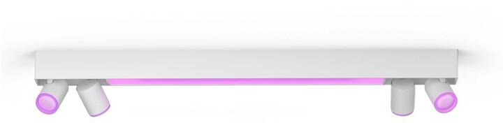 Philips Hue White and Color Ambiance Stropní svítidlo Centris BT 50607/31/P7 bílé