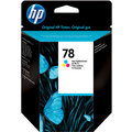 HP C6578D, no.78, barevná