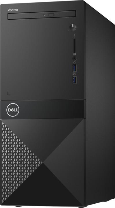 Dell Vostro 3670 MT, černá