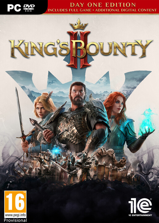 King's Bounty 2 - Day One Edition (PC)