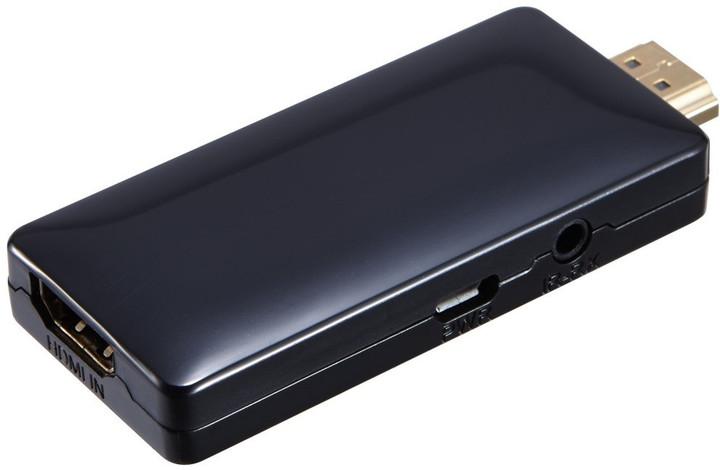 PremiumCord HDMI 2.0 repeater až do 30m, rozlišení 4Kx2K@60Hz