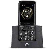 myPhone HALO Q, Black - TELMYSHALOQBK