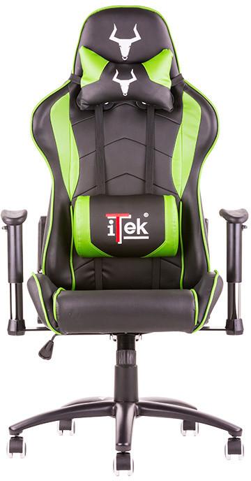 iTek TAURUS P3, černá/zelená