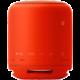 Sony SRS-XB10, červená