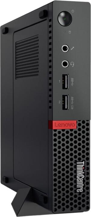 Lenovo ThinkCentre M625q Tiny, černá