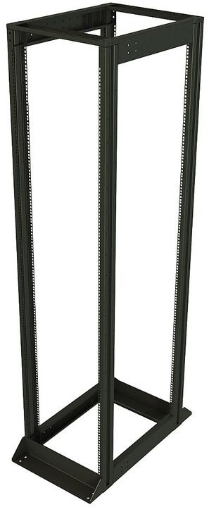 "Solarix rozv. rám 19"", 32U, 600x1000, vysokonosný, nosnost 1200 kg, komplet"