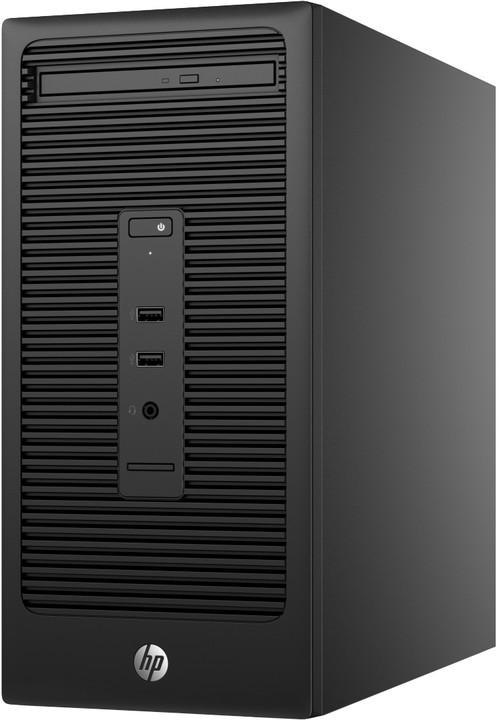 HP 280 G2 MT, černá