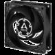 Arctic P8 Silent - 80mm, černý