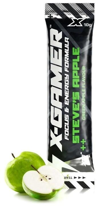 Doplněk stravy X-Gamer X-Shotz - Steves Apple, 10g