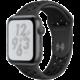 Apple Watch Nike+ Series 4, 44mm, pouzdro z vesmírně šedého hliníku/černý řemínek  + Při nákupu nad 500 Kč Kuki TV na 2 měsíce zdarma vč. seriálů v hodnotě 930 Kč