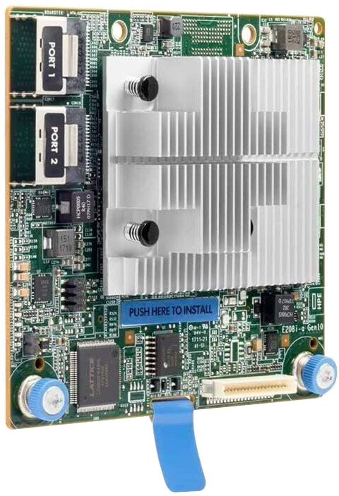 HPE Smart Array E208i-a SR Gen10 Ctrlr