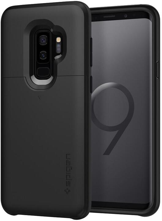 Spigen Slim Armor CS pro Samsung Galaxy S9+, black