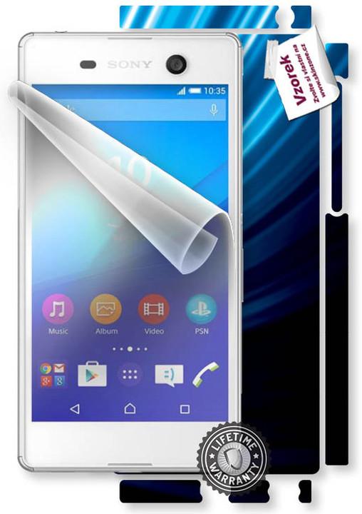 ScreenShield fólie na displej + skin voucher (vč. popl. za dopr.) pro Sony Xperia M5 E5603
