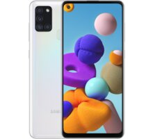 Samsung Galaxy A21s, 3GB/32GB, White - SM-A217FZWNEUE