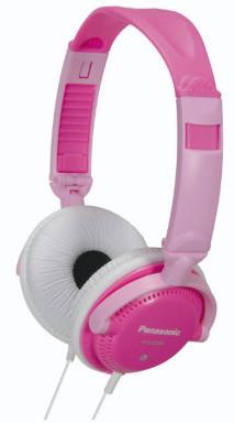 Panasonic RP-DJS200E-P, růžová