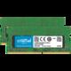 Crucial 32GB (2x16GB) DDR4 2400 SO-DIMM