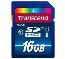 Transcend SDHC 300X 16GB Class 10 UHS-I - TS16GSDU1