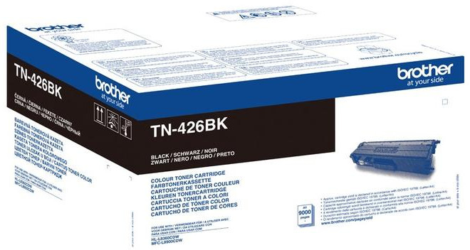 Brother TN-426BK, černá