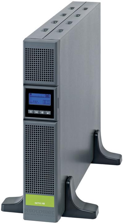 Socomec Netys PR 2200, 1800W, USB, RS232, EPO