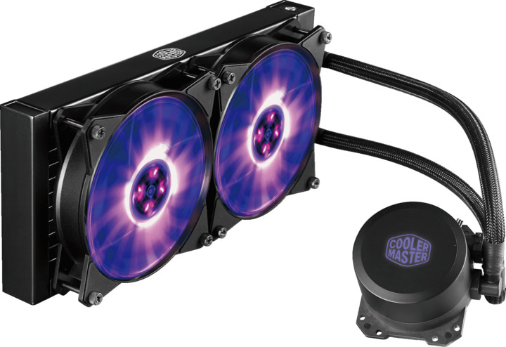 CoolerMaster MasterLiquid ML240L RGB