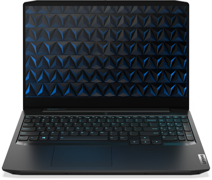 Lenovo IdeaPad Gaming 3-15IMH05, černá