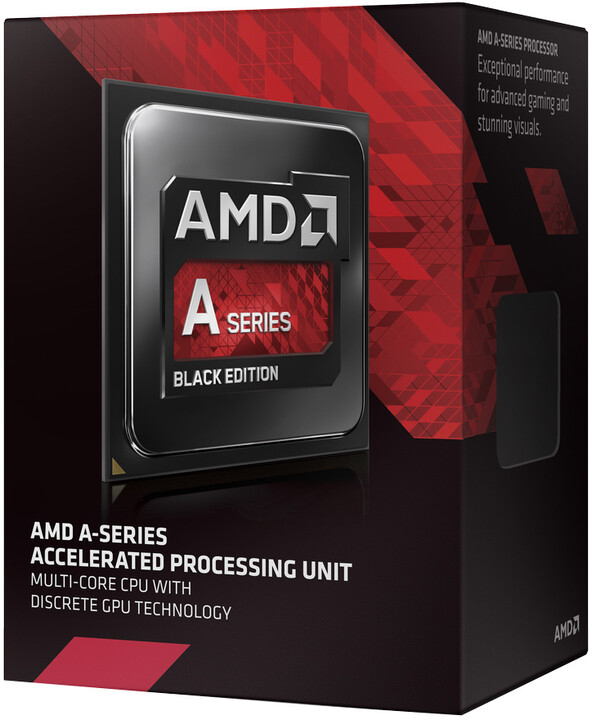 AMD Kaveri A10-7700K Black Edition