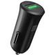 CONNECT IT InCarz QUICK CHARGE 3.0, 1x USB, 3 A, QC 3.0, černá