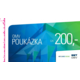 Zdarma Poukázka OMV v ceně 200 Kč HUAWEI