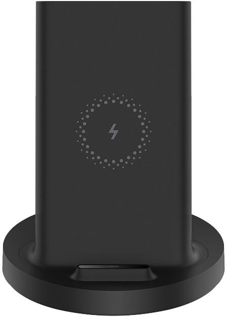 Xiaomi nabíjecí stojan Mi Wireless Charging Stand, 20W, černá