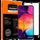 Spigen tvrzené sklo Glass FC HD pro Galaxy A50, černá