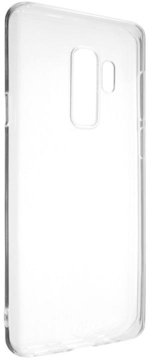 FIXED Skin ultratenké TPU gelové pouzdro pro Samsung Galaxy S9 Plus, 0,6 mm, čiré
