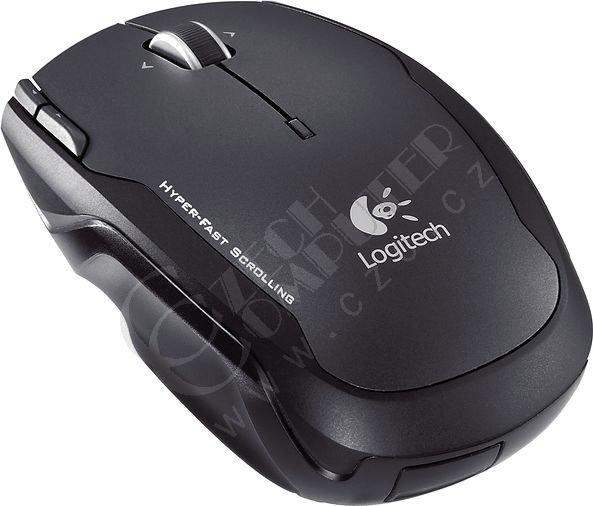 Logitech NX80 Cordless Laser Mouse for Notebooks