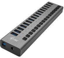 iTec USB 3.0 nabíjecí HUB 16port + Power Adapter 90 W - U3CHARGEHUB16
