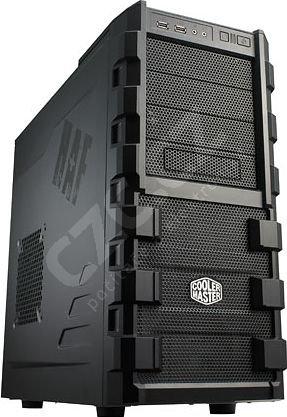 CoolerMaster HAF 912, černá