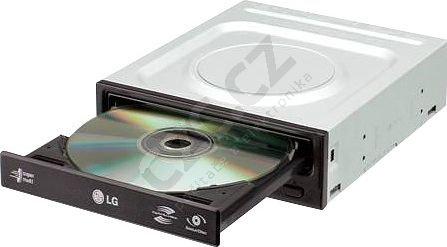 LG GH22NS50, SATA, černá, retail