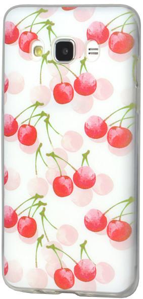 EPICO pouzdro pro Samsung Galaxy J5 (2016) RED CHERRY