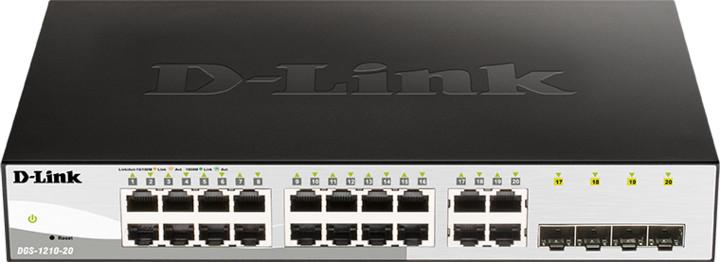D-Link DGS-1210-20